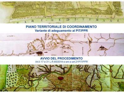 Immagine Piano territoriale di cooordinamento