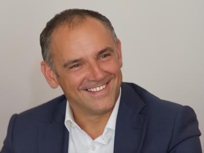 Il presidente della Provincia Luca Menesini