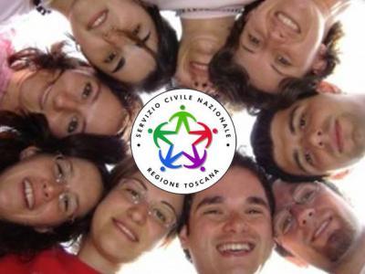 Un'immagine promozionale del Servizio civile regionale