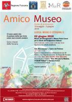 volantino Amico Museo