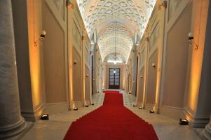 Scala Monumentale Prefettura - Palazzo Ducale