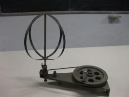 Anelli elastici con apparecchiatura di rotazione manuale