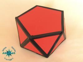 Antiprisma pentagonale