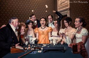 Ballo a Palazzo - Tavolo da gioco