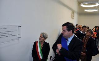 Cerimonia a Carlo Tognetti
