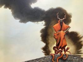 Michael Whelan, The Devil Bridge