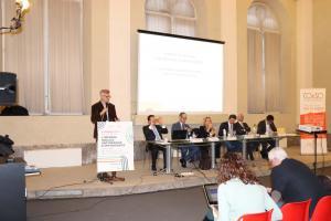 """Foto Convegno  """"La riforma del Terzo Settore: Partnership e opportunità per lo sviluppo locale"""" 1"""