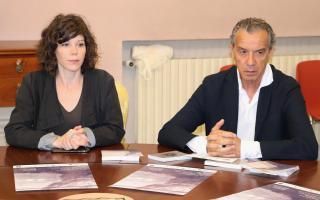 Emmanuelle Potier e Alessandro Pardossi