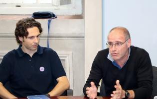 Francesco Grossi e Alessandro Profetti