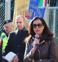 la dirigente provinciale Francesca Lazzari