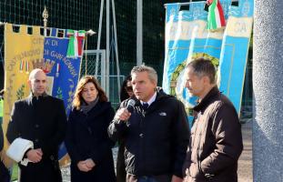 Parla De Vito del Credito Sportivo Italiano