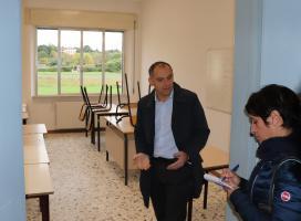 Menesini spiega gli interventi fatti ad una giornalista