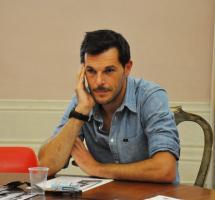 l'attore Marco Brinzi