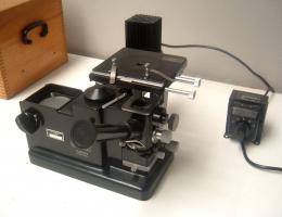 Microscopio Galileo - anni '60