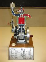 Modello di motore diesel