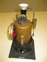 Modello macchina a vapore