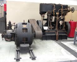 Motore a vapore (originalmente navale: fine '800)