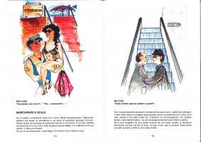 Disegni illustrativi contenuti nell'opuscolo dell'AICI