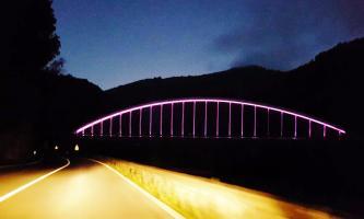altra immagine del Ponte da un'altra angolazione