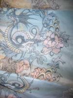 Rondine - organza - particolare dell'abito