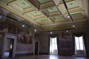 La sala Ademollo