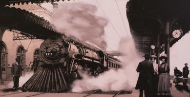 Scena 23 - Stazione sobborghi Parigi - Giuliana Pavesi