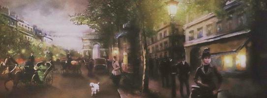 Scena 27 - Champs Elysee - Antonia D'Orisi
