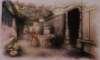 Scena 89 B - Pasticceria Parigi interno - Jessica Scudieri