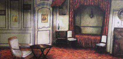 Scena 8 - Hotel Balec camera - Cristina Di Giampietro