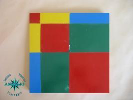Significato geometrico del quadrato del trinomio