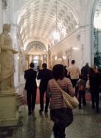 Una visita guidata nella galleria delle statue
